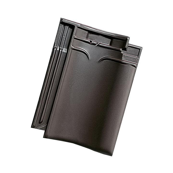 Koramic (Польша) Черепица керамическая рядовая Koramic VHV Slate Black Matt Glazed