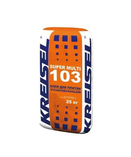 Kreisel (Германия) Клей для плитки усиленный Kreisel Super Multi 103