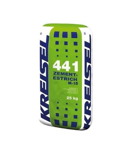 Kreisel (Германия) Цементная стяжка Kreisel Zement-Estrich M-15 441
