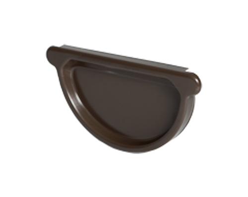 Заглушка желоба универсальная с резиновым уплотнителем aquAsystem, 125/90